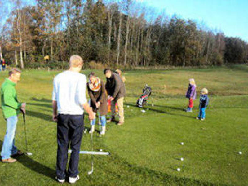 pitch en putt clinic